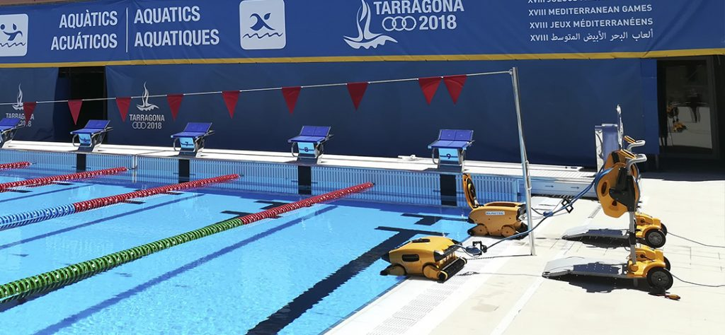 limpiafondos piscina professionales en blautec