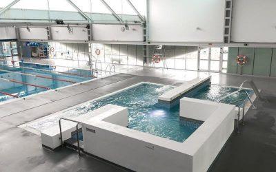 BLAUTEC instala el sistema de cloración salina en la piscina cubierta de Mont – AQUA
