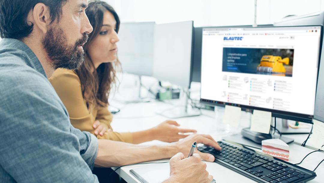 Una nueva tienda on-line para una gestión más rápida y eficaz